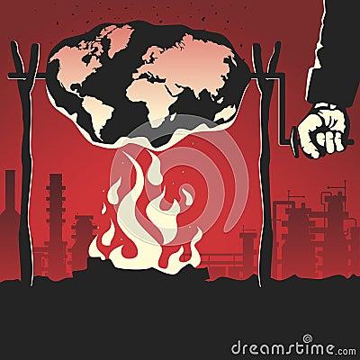 Free Harmful Emissions Royalty Free Stock Photos - 92997758