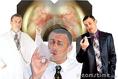 Harmful habit