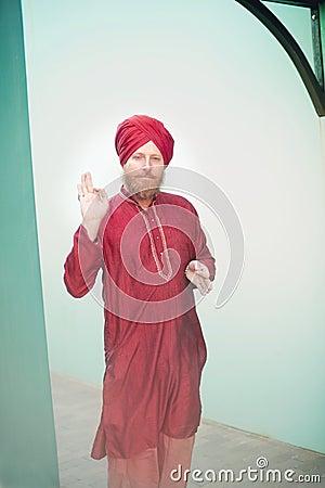 Harmonious Yogi