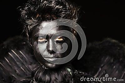 Harpy - mystical creature