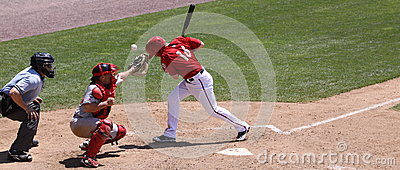 Harrisburg Senators Chris Rahl i Editorial Stock Image