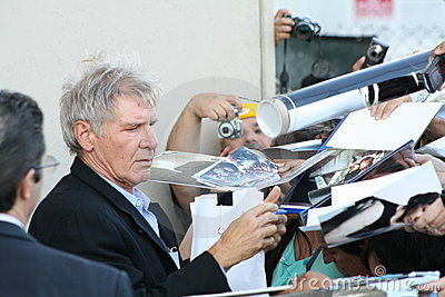 Harrison Ford Editorial Photography