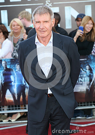 Harrison Ford Editorial Photo