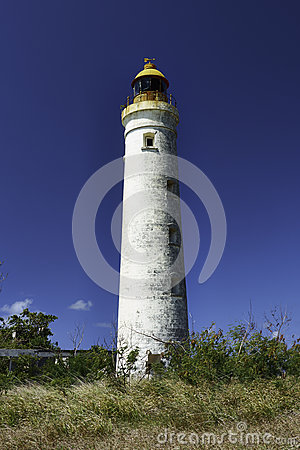 Free Harrison Point - One Of The Four Lighthouses In Barbados Stock Images - 51760774