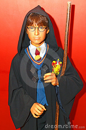 Harry Potter Editorial Stock Photo