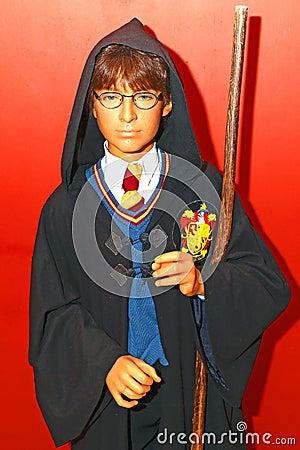 Harry Potter Editorial Stock Photo