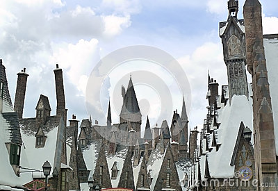 Harry potter Editorial Stock Image