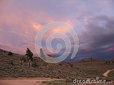 Hartman Rocks in Colorado