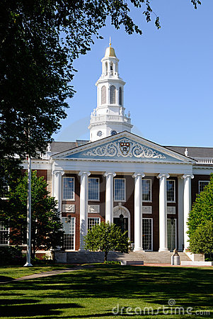 Free Harvard Business School Royalty Free Stock Photo - 5429705