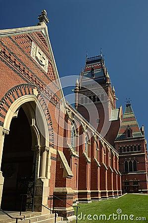 Free Harvard Campus Royalty Free Stock Image - 8241536