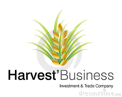 Harvest Business Logo