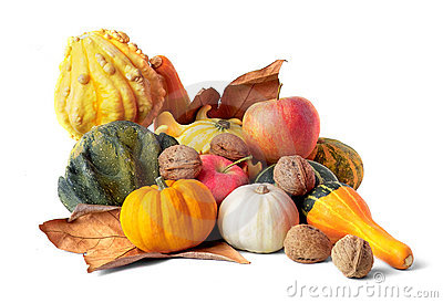 Harvest feast decoration