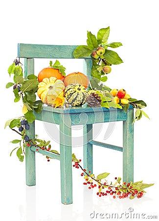 Harvest Festival Fruits
