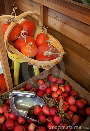 Harvest at home