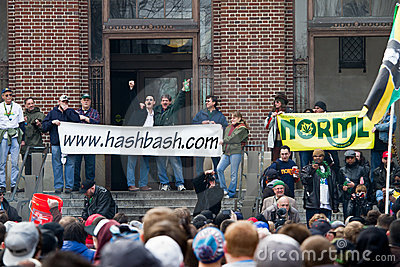Hash Bash Editorial Image