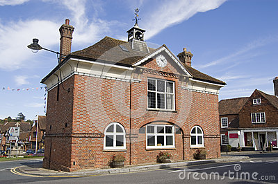 Haslemere Town Council Building
