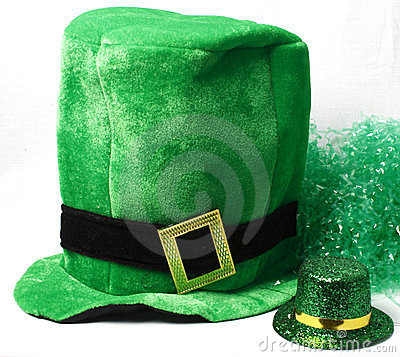 A hat for St Patricks Day
