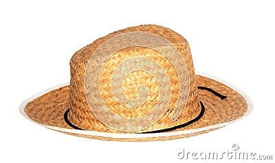 Hat straw