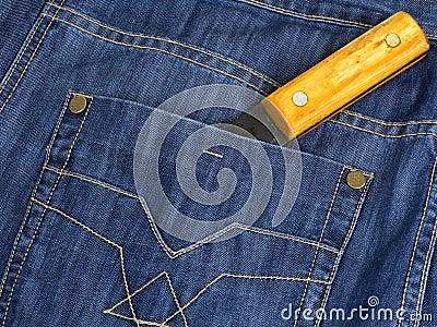 The hatchet handle