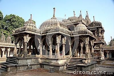 Hateesinh jain temple, Ahmadabad,India