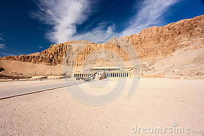 Hatshepsut s Temple in Luxor