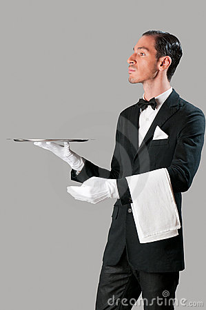 Haughty waiter