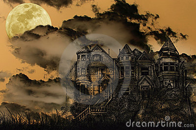 Haunted Halloween Mansion