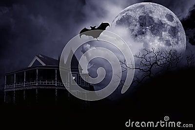 Haunted Halloween Mansion