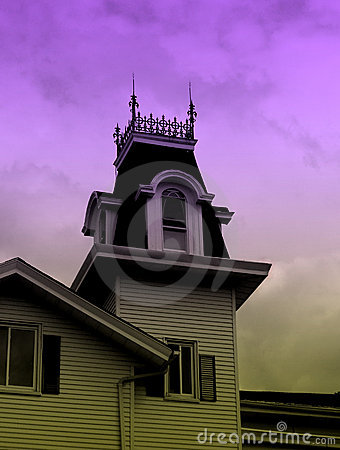 Haunted House Royalty Free Stock Images Image 1233379