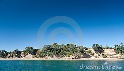Hauraki Gulf Islands Stock Photos - Image: 23663633