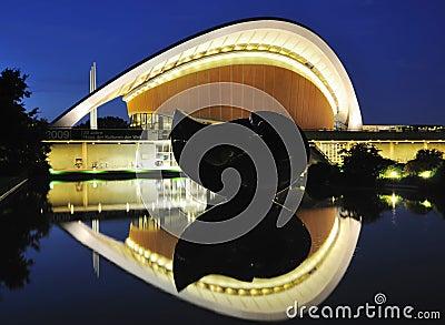 Haus der Kulturen der Welt Editorial Image