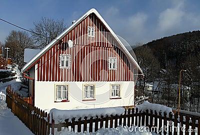 Haus für Erholung
