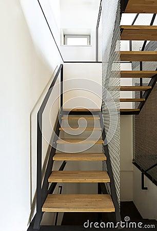 haus treppe stockfotografie bild 26960802. Black Bedroom Furniture Sets. Home Design Ideas