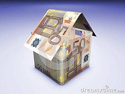 Haus und Geld