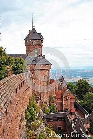 Free Haut Koenigsbourg Castle Stock Photos - 59632973