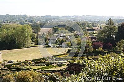 Hautefort Dordogne France