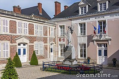 Hautvillers - Marne - France