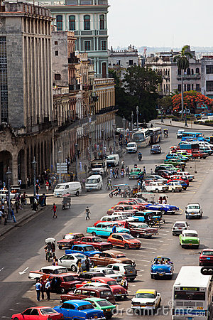 Havana Editorial Photo