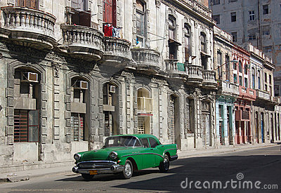 улица havana