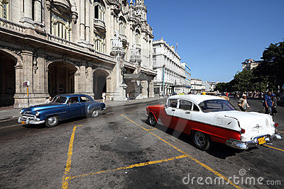 Havana, Cuba Editorial Photography