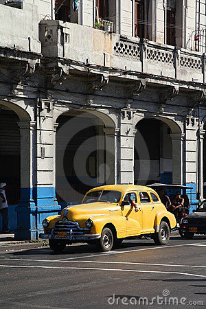 Havana, Cuba Editorial Photo
