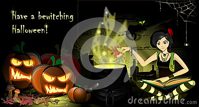 Have a bewitching Halloween