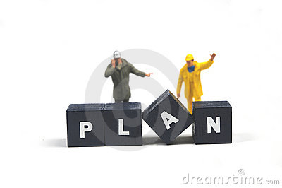 Always have a plan