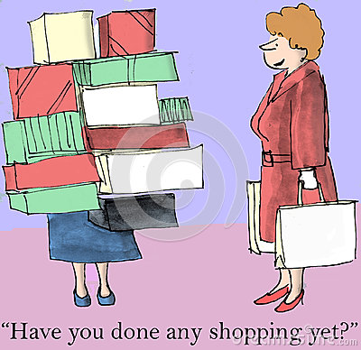 Have you done any shopping yet for holiday