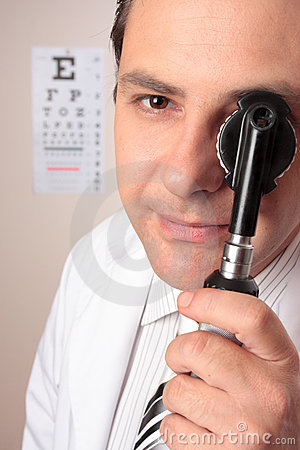 Free Have Your Vision Checked Stock Photo - 5140930