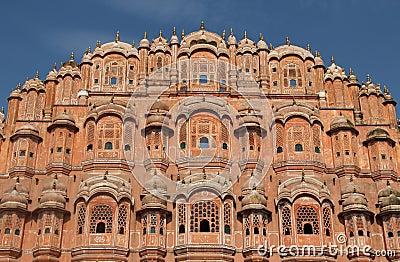 Hawa Mahal.Jaipur.