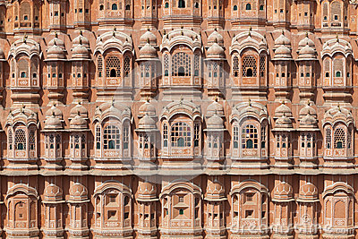 Hawa Mahal, Palace of Winds.