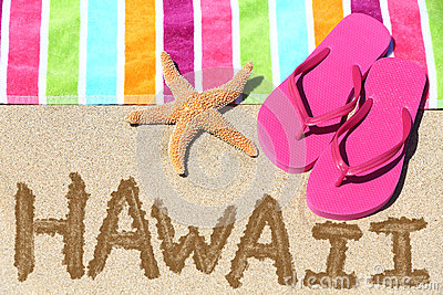 Hawaii beach travel