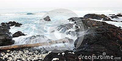 Hawaii Big Island Kona Coast early morning