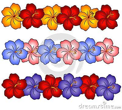 Free Hawaii Hibiscus Flowers 2 Stock Photography - 2292322